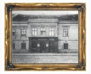 Kreisapotheke anno 1853, Korneuburg