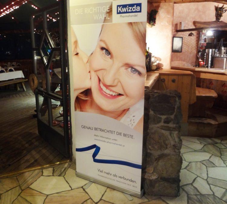 März 2016: Kwizda Pharmahandel Jazzgenuss in Schladming